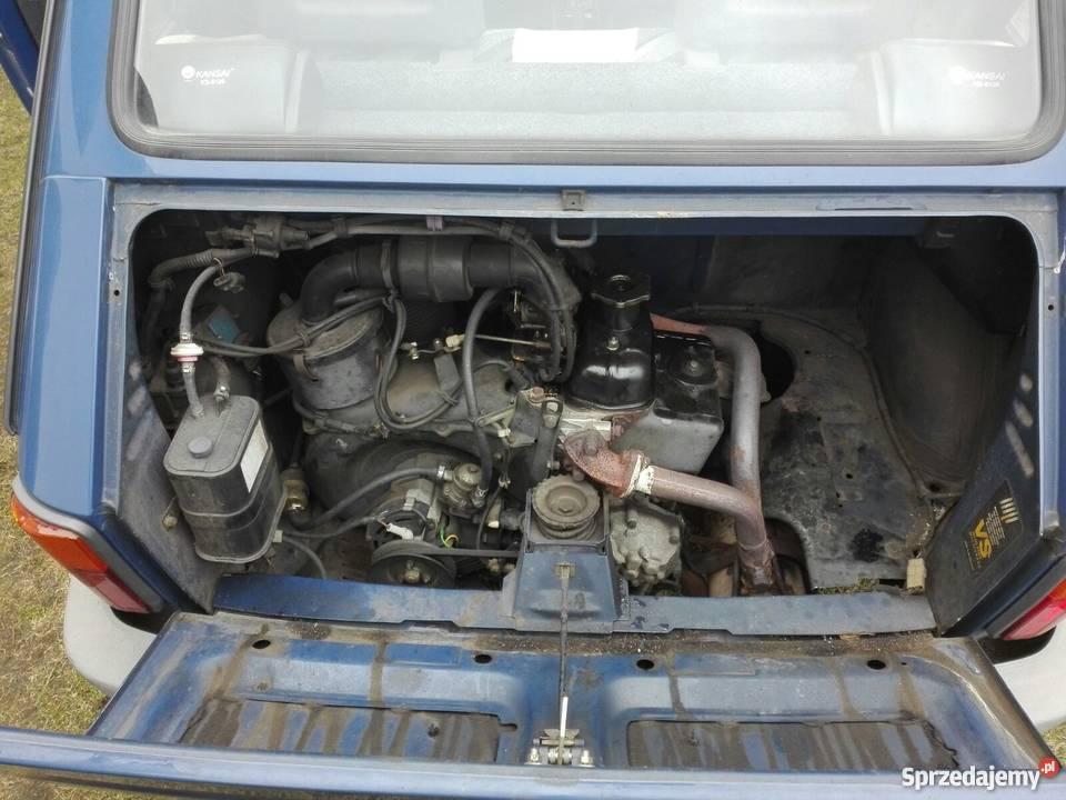 Sprzedam Fiat 126P 1999 r Maluch sprawny Zarejestrowany w Polsce śląskie