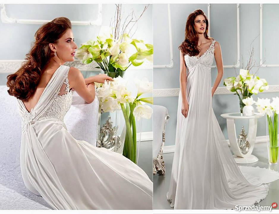 b324a729 suknia ślubna ciążowa - Sprzedajemy.pl