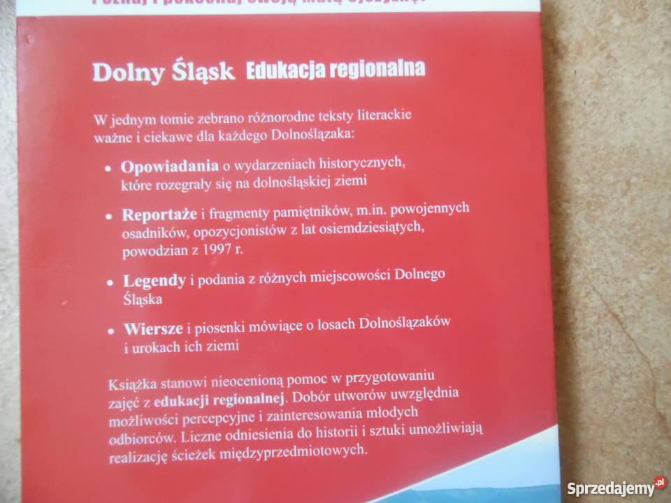 Dolny śląsk Edukacja Regionalna