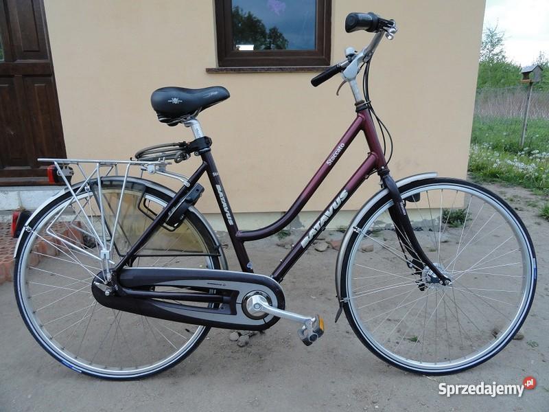 Spiksplinternieuw Rower Batavus staccato, Nexus7, ALU - Sprzedajemy.pl EX-94