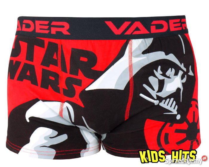Męskie Bokserki Star Wars Vader S M L Xl Warszawa Sprzedajemy Pl