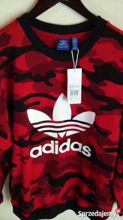 bluzy sportowe damskie adidas Sprzedajemy.pl