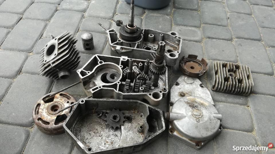 Romet 50 t1 Silnik 3b Ogar Komar Kadet Motorynka lubelskie Lubartów