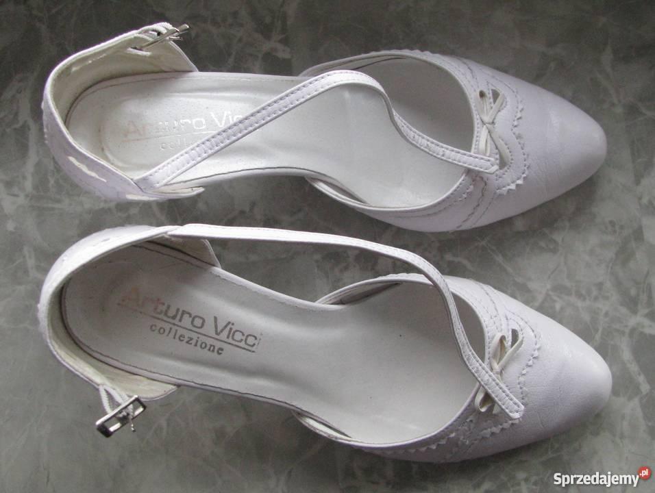 52ab541b buty ślubne obcas 5 cm - Sprzedajemy.pl