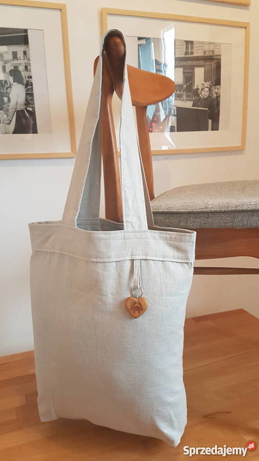 121f45bb5540e Lniana torba na zakupy eko torba torba z lnu zachodniopomorskie Szczecin