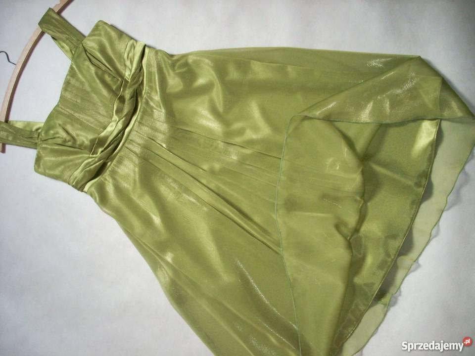 8f096d227a Elizabeth nowa sukienka wizytowa na wesele cudo 36 S Nowy Sącz ...