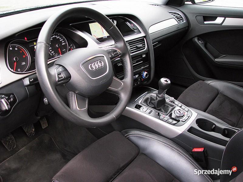 Audi A4 B8 2012 klimatyzacja Włocławek