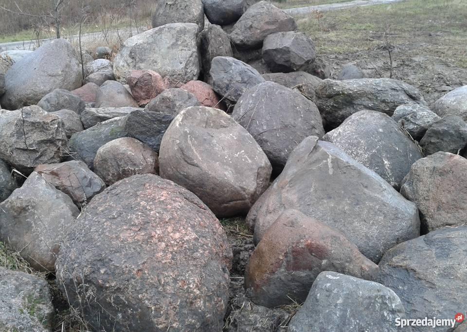 Kamien Kamienie Poly Polne Brukowce Głay Głaz Radom