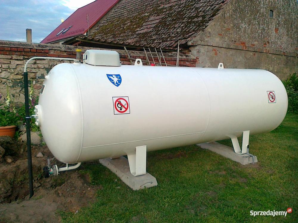 Zbiorniki gazowe Lyski