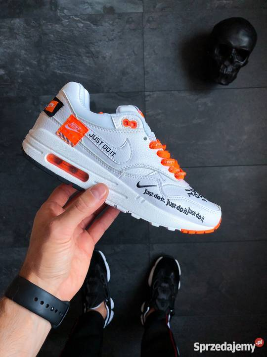"Nike Air Max 1 SE LX ""Just Do It"" White r36 40"