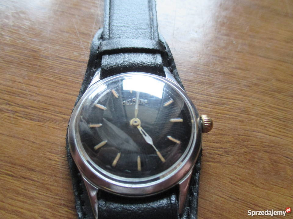 Delbana zegarek dziadka Pozostałe Tychy