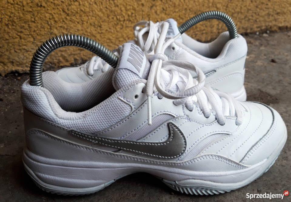 Buty Nike Court Lite roz 37.5 super stan