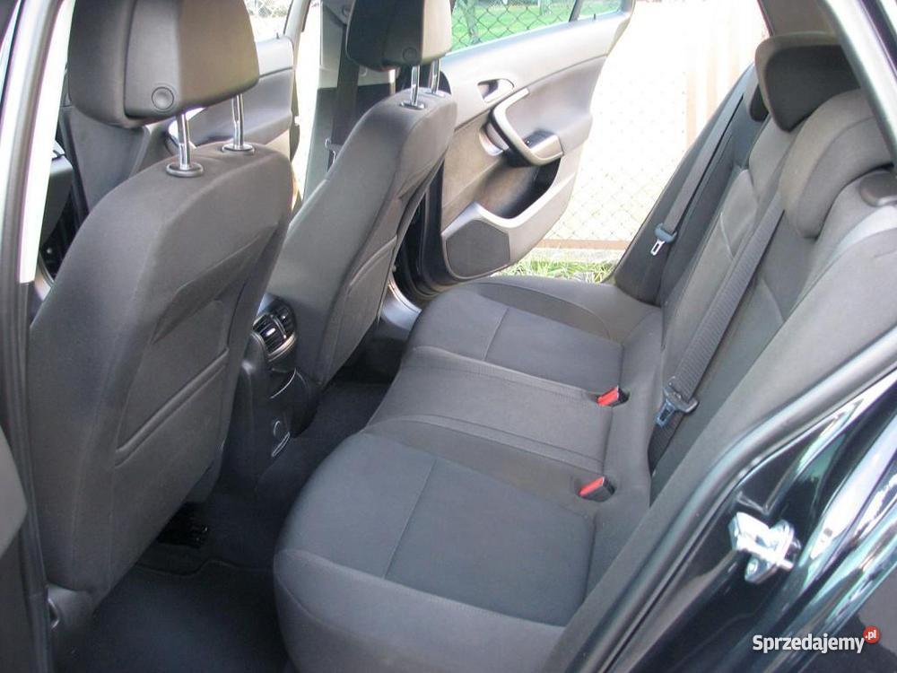 Opel Insignia manualna skrzynia biegów