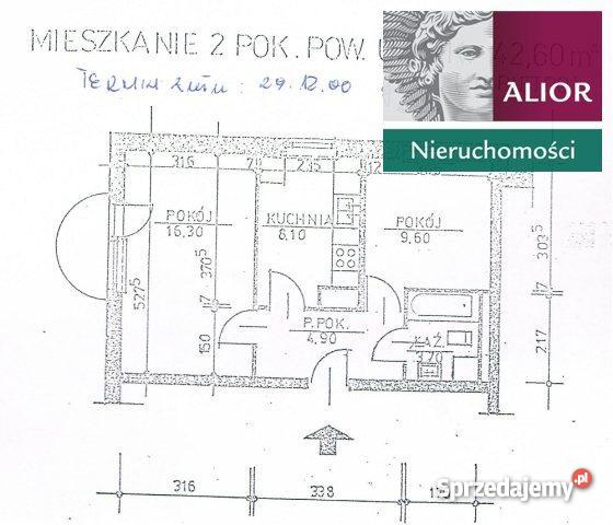 ogłoszenie mieszkanie Poznań Stare Miasto 4300m2 Poznań
