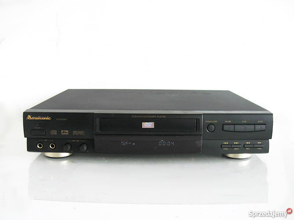 DVD odtwarzacz Amoisonic 8506F