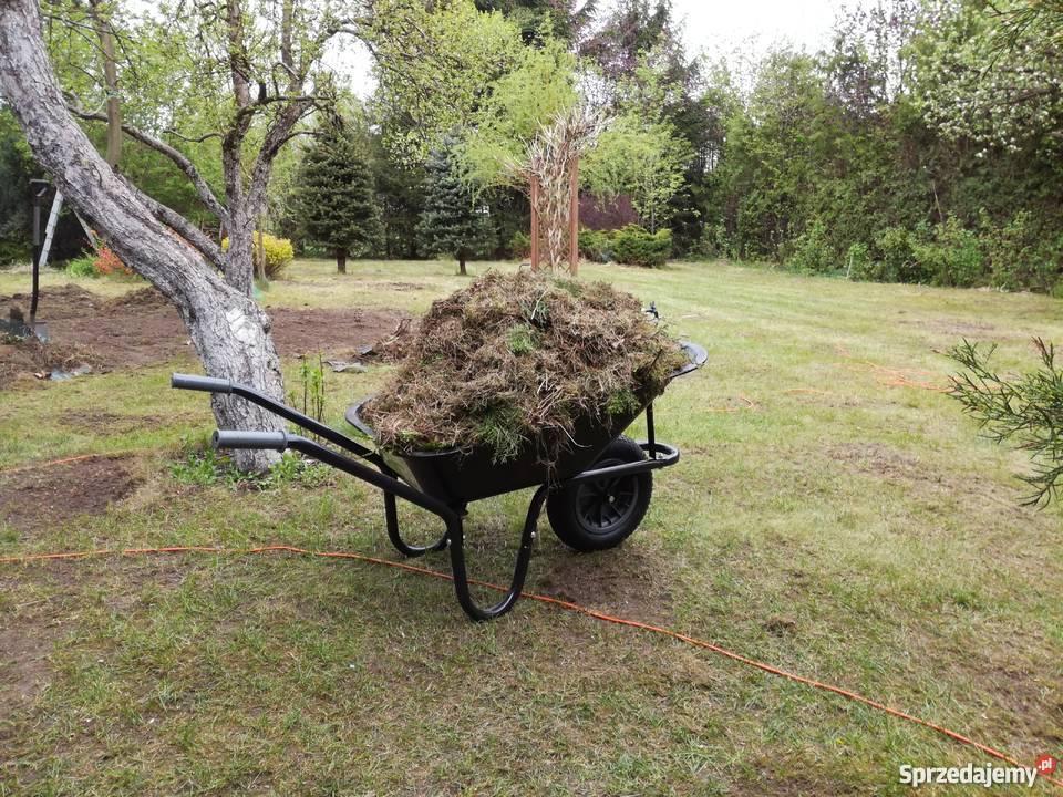Pielęgnacja Ogrodu Odnawianie Zakładanie Trawnika