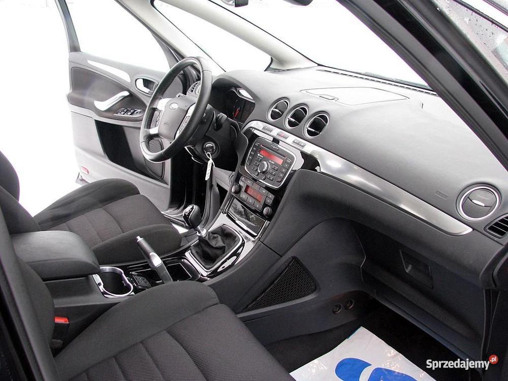 Do Ford S podgrzewane fotele Włocławek