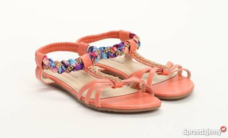 6bba847e Leszczyny Sprzedajemy Śliczne Sandały 36 Czerwionka Nowe Rozmiar pl  uZiwkXOPTl