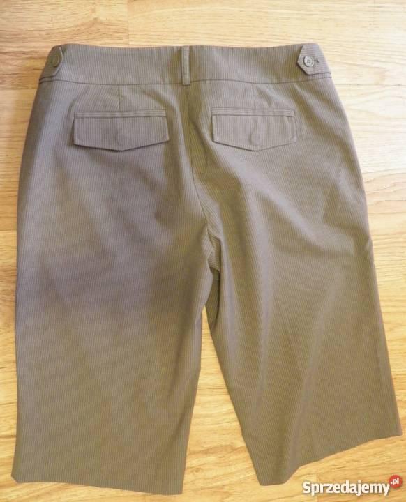 eleganckie spodnie w kolanko 38 lub 40, new york company