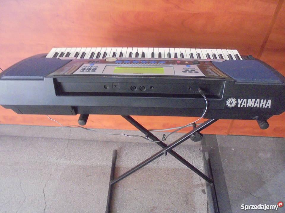 Keyboard Yamaha PSR540 Katowice