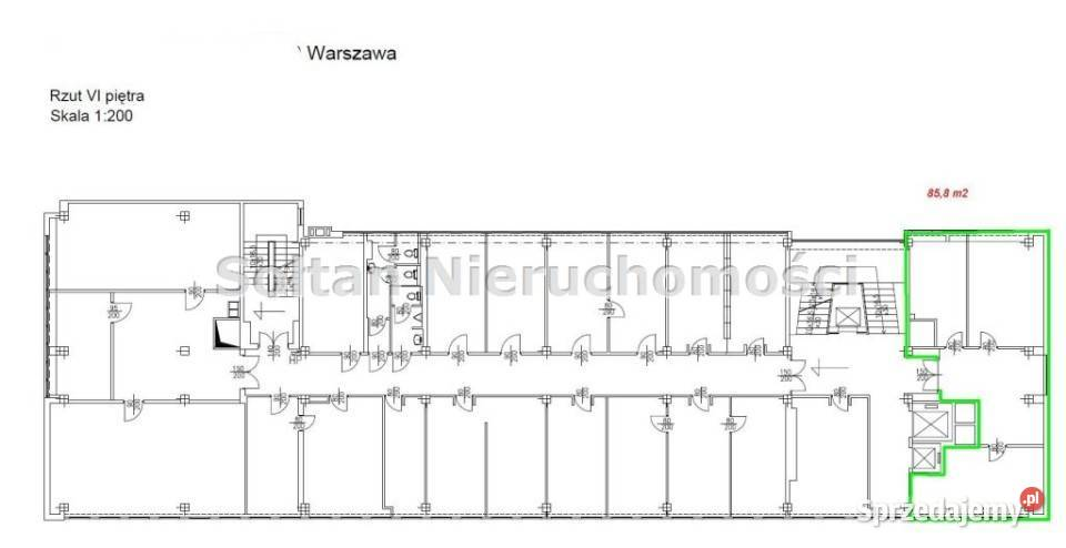 Lokal do wynajęcia  Warszawa al. Solidarności