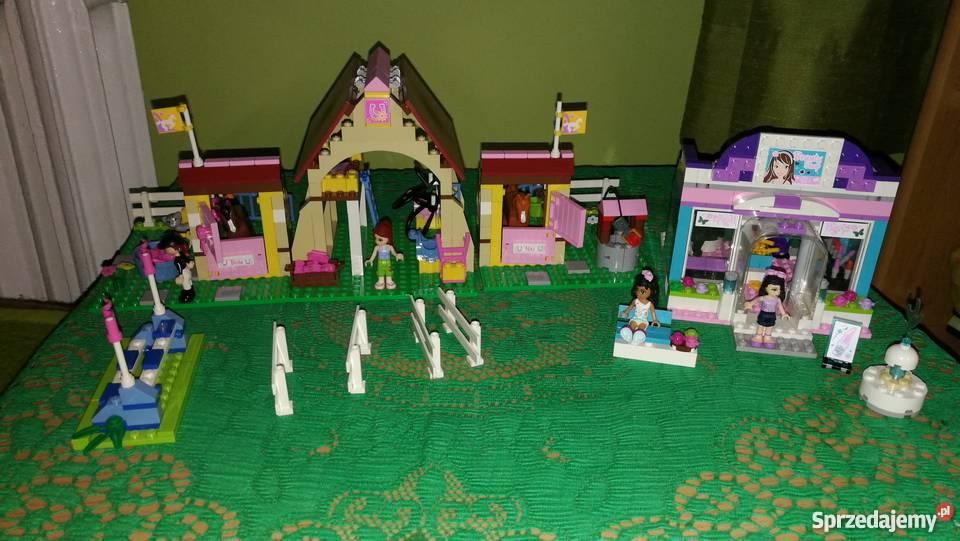 Zestawy Klocki Lego Friends 3189 Stajnia3187 Salon Połaniec