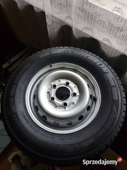 Koła Mercedes Sprinter 312 5 x 130