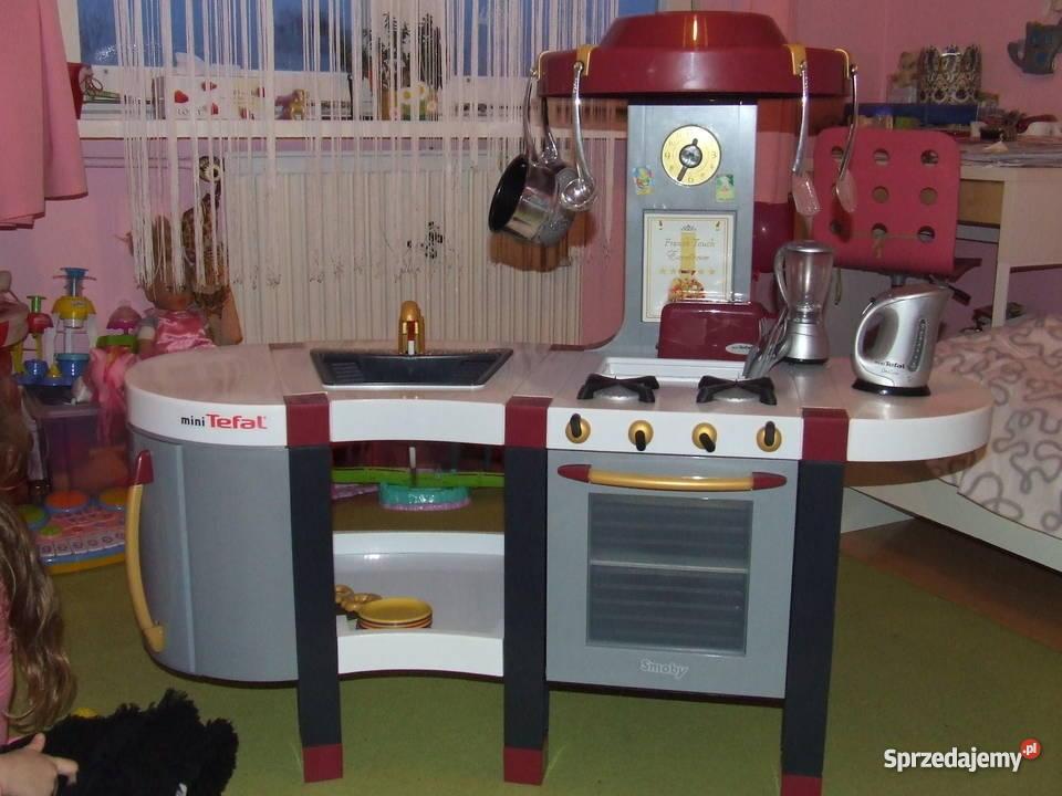 Smoby Kuchnia Elektroniczna Tefal Excellence Poznan Sprzedajemy Pl