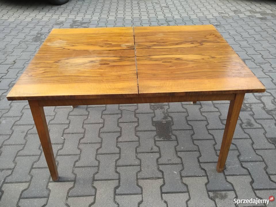 Stylowy stół stolik połysk politura Serock Sprzedajemy.pl