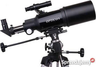 Teleskop opticon f eq instrukcja obsługi teleskop sport i hobby