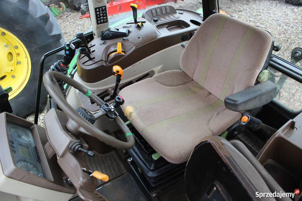 Ciągnik John Deere 5620 5820 Skrzynia biegów Manualna Sokoły