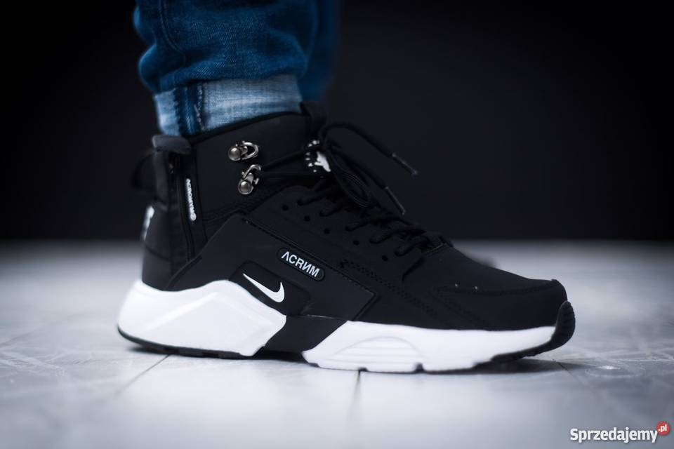 purchase cheap 72ea0 c1afe ACRONYM x Nike Huarache City MID Leather r41-44