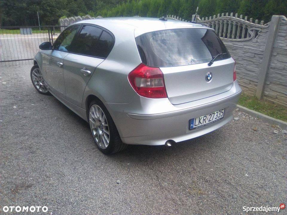 BMW E87 Serii II 20 Diessel kamera cofania lubelskie