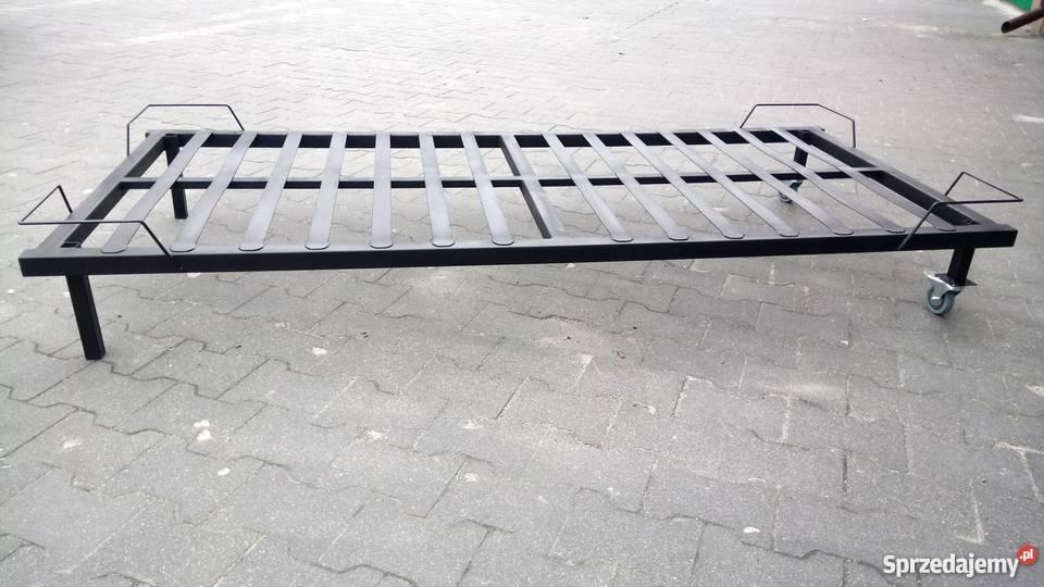 Rama Metalowa łóżko Baza 160x200 Cm