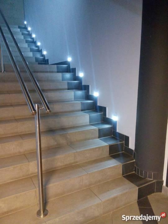 Oprawa Schodowa Oświetlenie Schodowe Led 230 V Orego