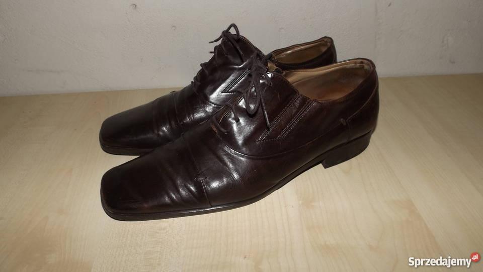 6c69992fa5651 Oryginalne buty Gino Rossi roz.42 Skóra Grodziczno - Sprzedajemy.pl