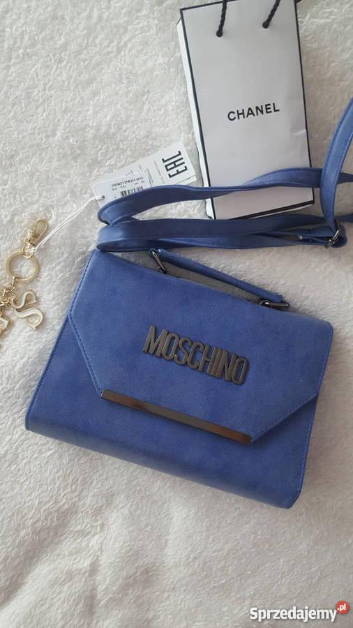 b3d74c404260a paski moschino - Sprzedajemy.pl