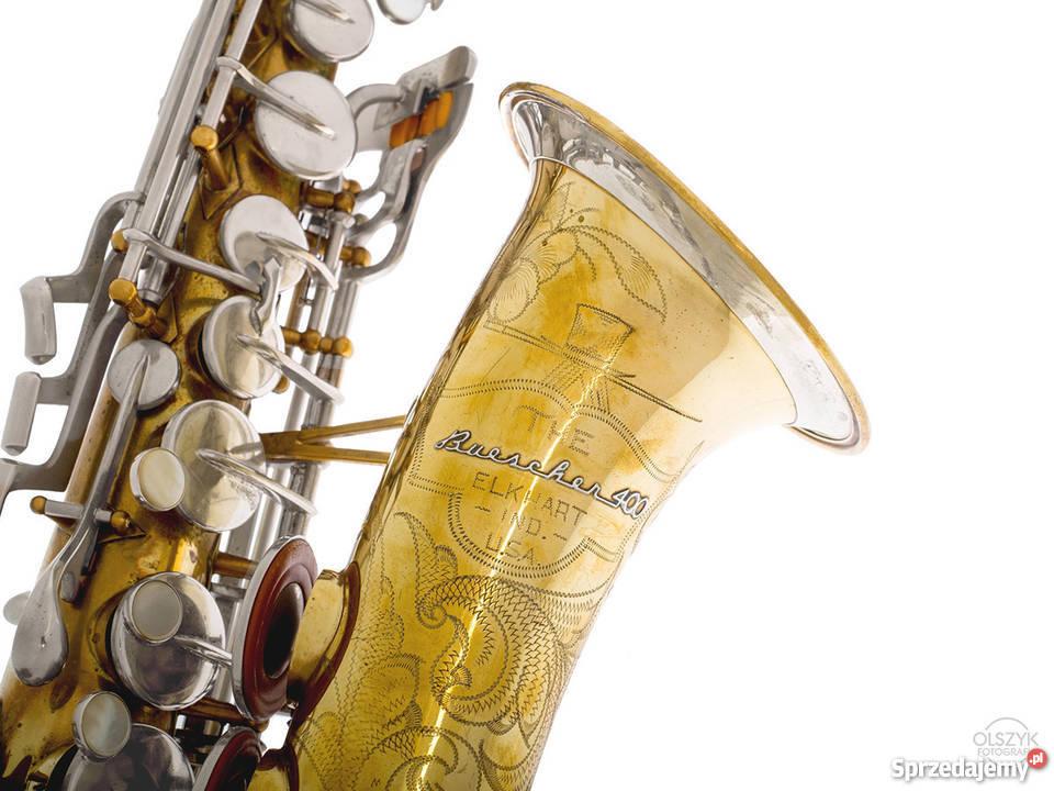Datowanie saksofonów bueschera