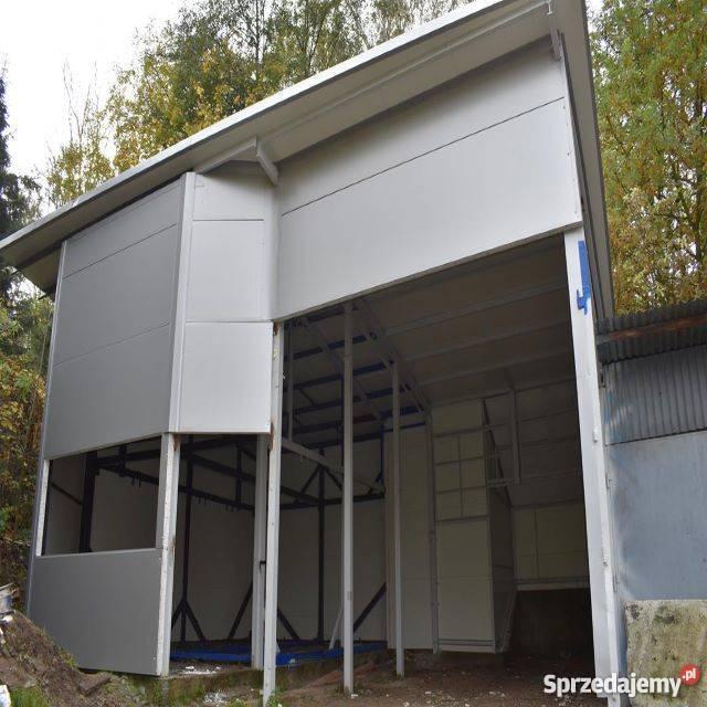 Ogromny domki z płyty warstwowej - Sprzedajemy.pl BP75