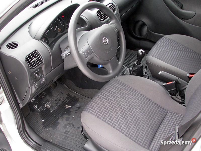 Opel Corsa C serwisowany w ASO Włocławek