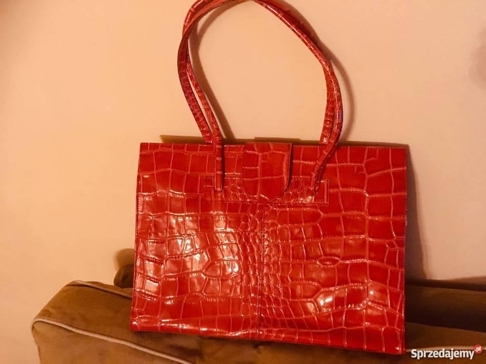 4a02d654acbdd skórzane torby damskie - Sprzedajemy.pl