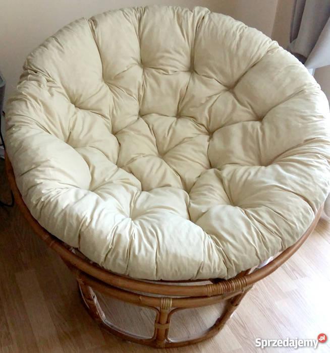 ... rattan fotel jysk Fotel Jysk JORDRUP średnica 100 cm rattan meble hygge  ogród rattan fotel jysk ... 504d6ace1b