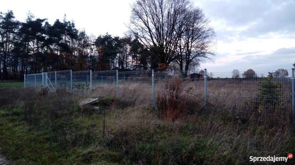 Działka inwestycyjna budowlana Głuchów Zalando autostrada A1