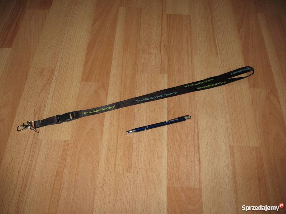 Smycz długopis Świętochłowice Chorzów