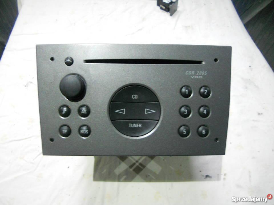 radio cd opel vectra c s upsk. Black Bedroom Furniture Sets. Home Design Ideas