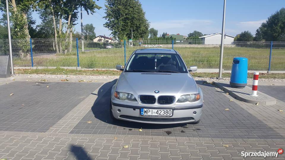 BMW e46 20 2004r okazja ASR (kontrola trakcji) mazowieckie Warszawa