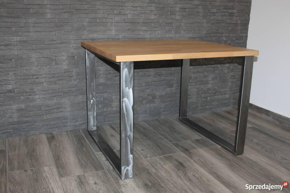 stolik kawowy Loft Industrial styl Metal i Białystok