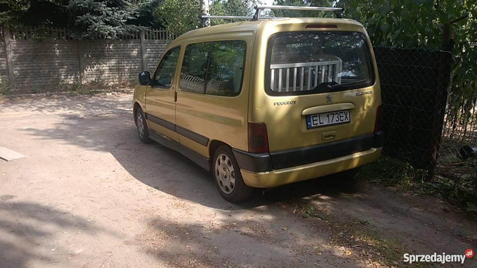 Peugeot partner Vat