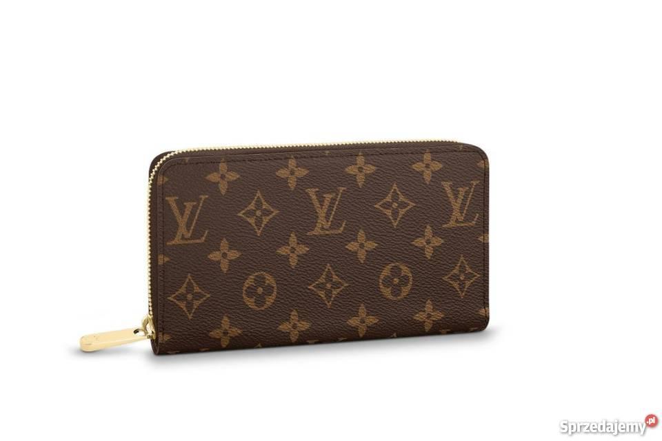 061302a8caa29 Portfel Louis Vuitton Monogram LV M42616 The Zippy Wallet Warszawa ...