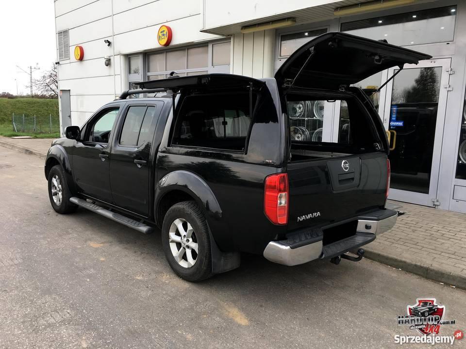 Hardtop Zabudowa Nissan Navara D40 27 Paslek Sprzedajemy Pl